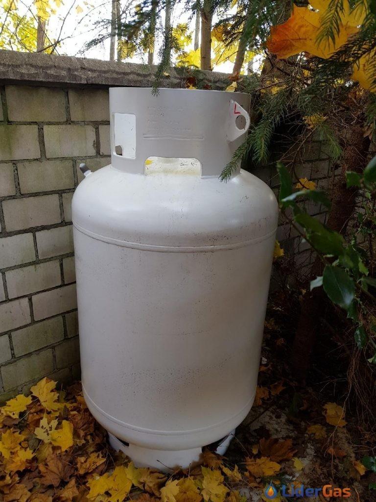 zbiornik 500l , butla do gazu LPG 500l. Zbiornik bez UDT, pozwoleń i projektu.